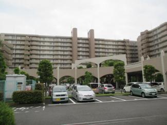 おしゃれな外観です モアステージ吉川ライネスハイムC棟