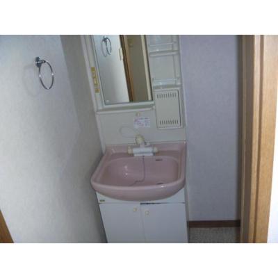 ジュネス桜木の洗面台