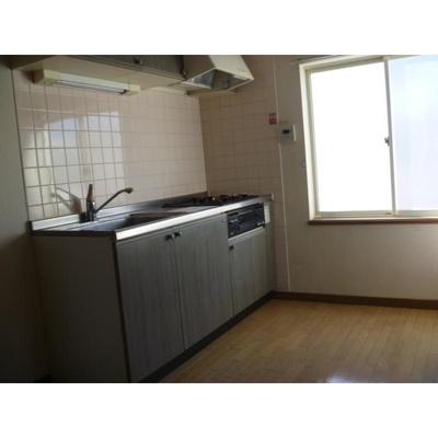 ジュネス桜木のキッチン