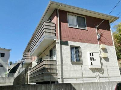 小田急多摩線「五月台」駅より徒歩9分で通勤通学にも便利な立地!ペット&楽器OKの2階建てアパートです♪