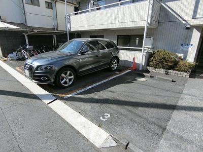 【駐車場】キョーワハウス昭島