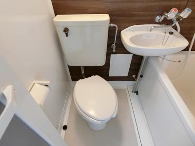 【トイレ】キョーワハウス昭島