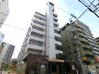 大阪のど真ん中に聳え立つマンションです!