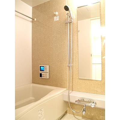 【浴室】プレジール三ノ宮