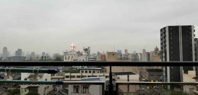 【エントランス】ハイマート夕陽丘アーバニティ