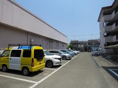 【駐車場】サンハイム玉櫛