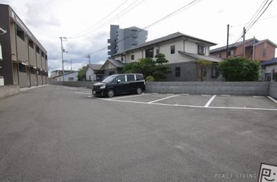 【駐車場】ココカラハウス川内
