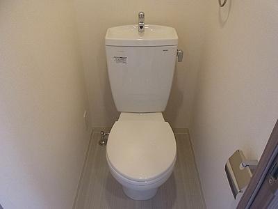 【トイレ】ララプレイス三宮東アスヴェル