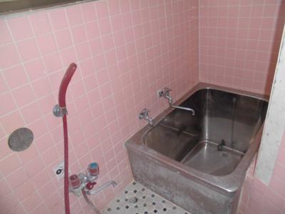 【浴室】比内町片貝・中古住宅 ★商談中★