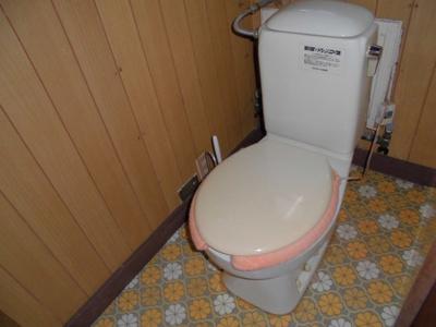 【トイレ】比内町片貝・中古住宅 ★商談中★