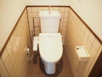 【トイレ】ヴィラ那珂川