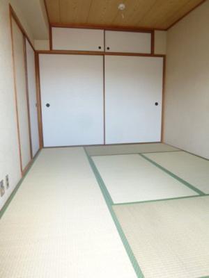 【和室】OTC第一ハイツ