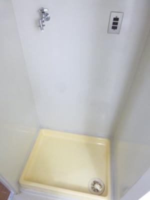 【洗面所】OTC第一ハイツ