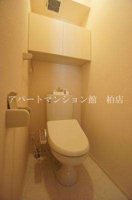 【トイレ】ヴァイスハウス