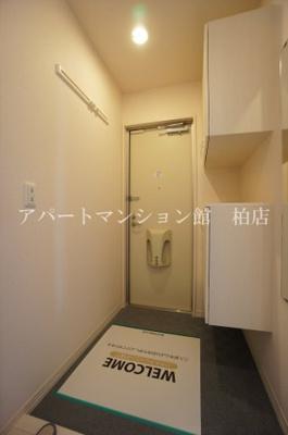 【玄関】ヴァイスハウス