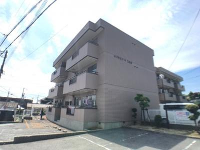 ロイヤルコート1番館 地震に強い鉄骨造マンション