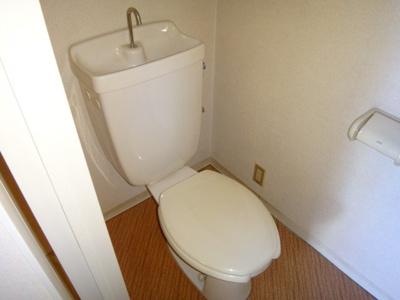 【トイレ】マンションクヒオA棟