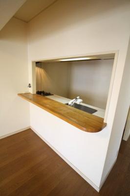 【キッチン】グランドプラザ王子公園