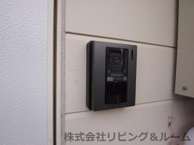【セキュリティ】リバーサイド天川・B棟