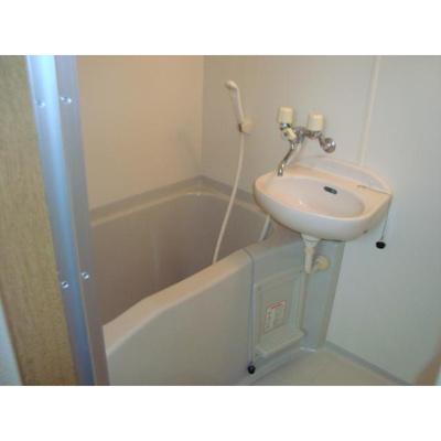 INGマンションの風呂