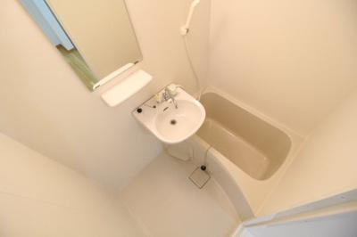 【浴室】リーフ