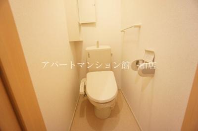 【トイレ】べルクラールⅠ