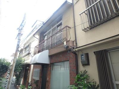 【外観】小阪本町1丁目貸家