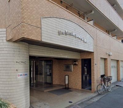 【外観】ライオンズマンション錦糸町第五 4階 角部屋 リノベション済