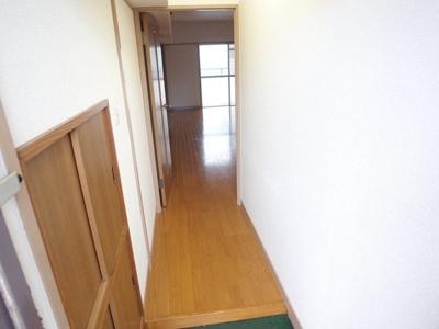 【玄関】平和台ハイツ