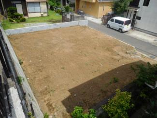 整形地になっていますので、注文住宅でお好みの住宅を建てられます。