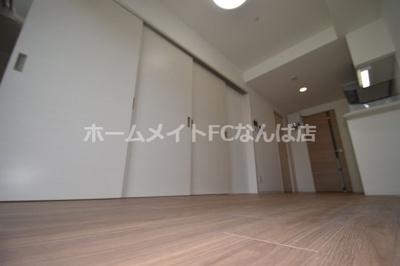 【居間・リビング】アーバネックス北堀江Ⅱ