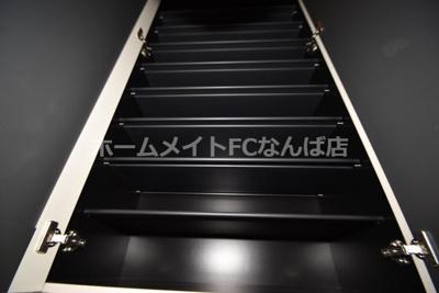 【収納】アーバネックス北堀江Ⅱ