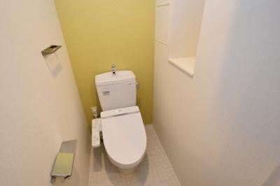 【トイレ】Blanc M ~ブランエム~