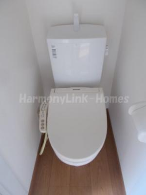 フェリスソフィアのトイレ★