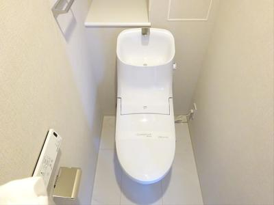 【トイレ】AKハイム笹塚