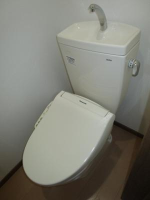 【トイレ】ハイツ島頭