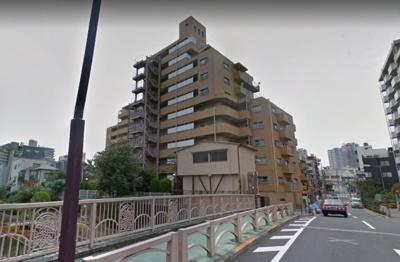【外観】サニーハイツ門前仲町 門前仲町駅5分 3 LDK