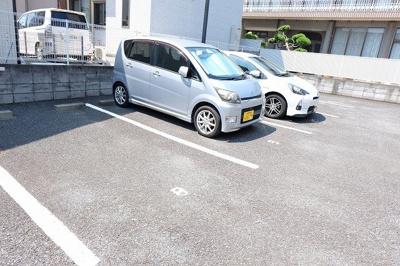 【駐車場】ジョリベール