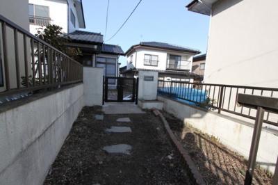 【外観】川平貸家
