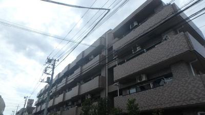 【外観】投資用 東川口第四サニーコート