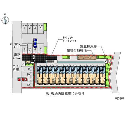 【区画図】新吉田シティーハウス