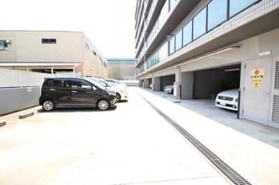 【駐車場】プレステージ灘新在家