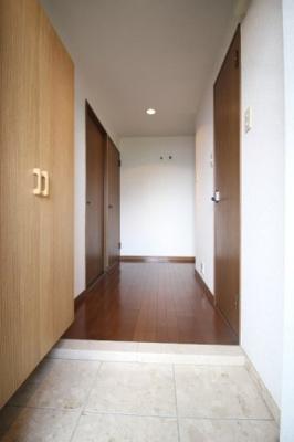 【玄関】プレステージ灘新在家