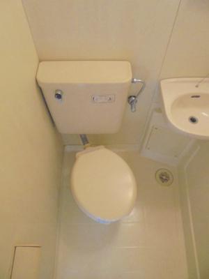 【トイレ】シャレールタナベ