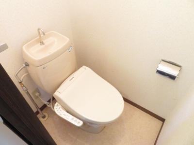 【トイレ】コーポみのり