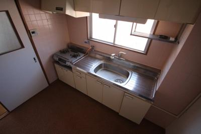 【キッチン】エーボンハウス