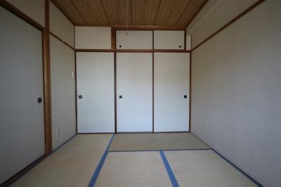 【寝室】エーボンハウス
