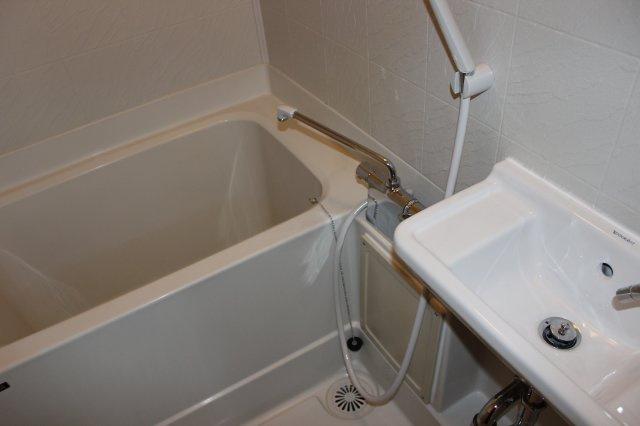 【浴室】コーポ欣生