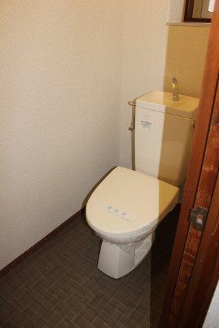【トイレ】コーポ欣生