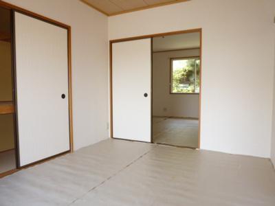 【和室】ハッピネス三宅A